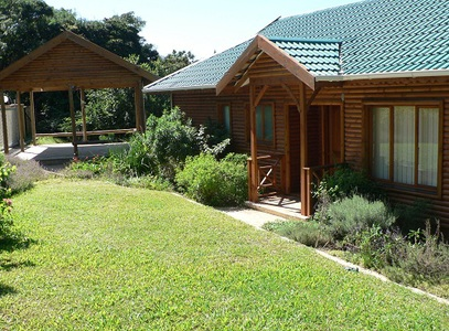 Riverbend Chalets Self Catering Accommodation Cover Image