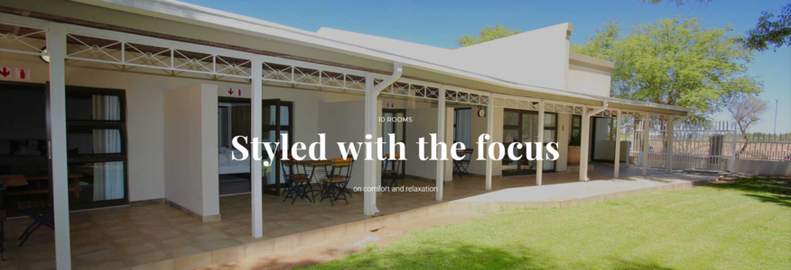 Boutique Mariental Guesthouse Cover Image